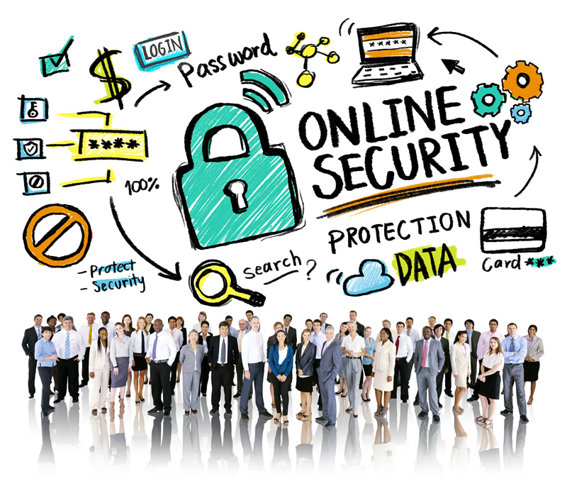 the security threats of online shopping Because of the popularity of cyber monday shopping, 59% of businesses were more concerned about loss of productivity than potential security threats to networks, even though hackers are extra busy.